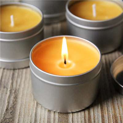 DIY Candle Making Kit for Round Tin Candle
