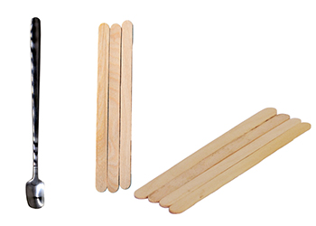 Metal or Wooden Stirring Sticks