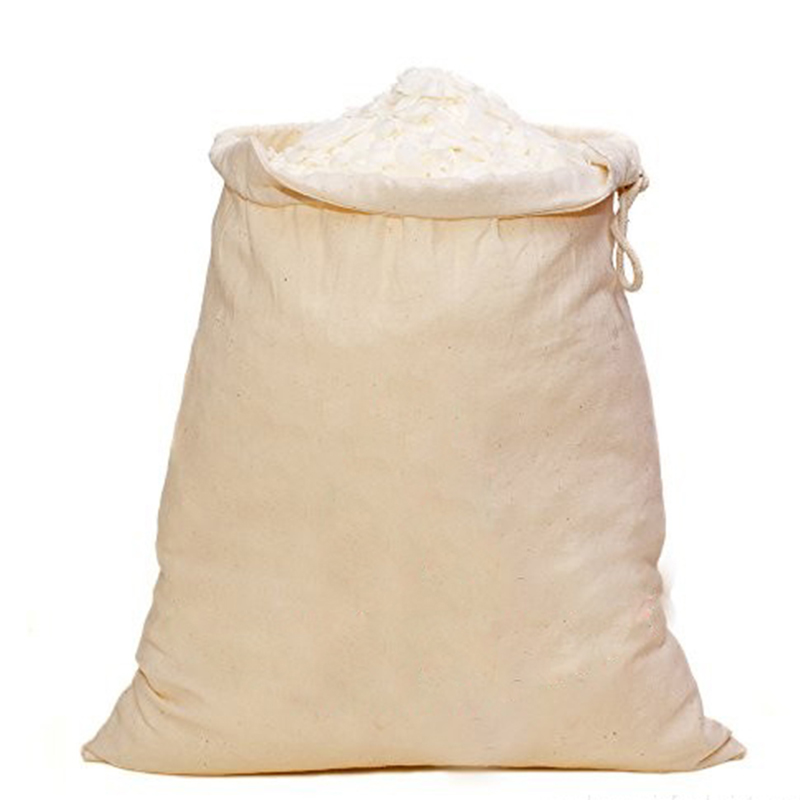 Natural Soy Wax DIY Candle Material Flake Candle Wax in sack bag